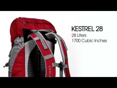 Video: Kestrel 28 Daypack