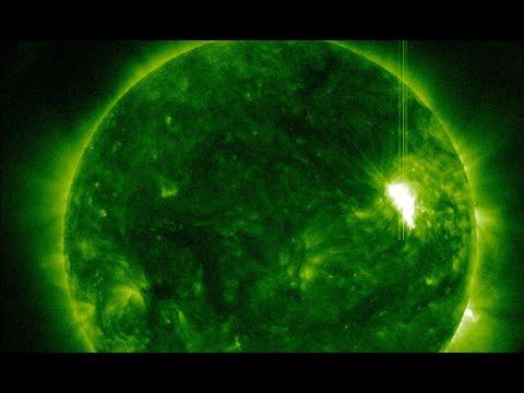 Bigger Eruption, Solar Storm Effect | S0 News June 25, 2015