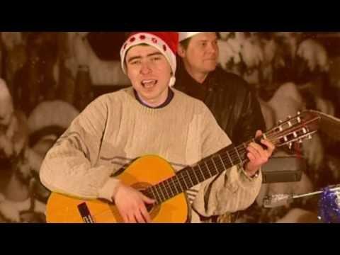 Павел Пикалов - Новогодняя песня (видеоклип) муз. К.Тушинка, стихи П.Пикалова