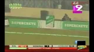 Sylhet Royals Vs Barisal Burners BPL 2013 1st Innings Highlights Match 2 (18.01.2013)