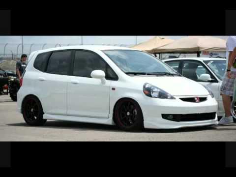 Jdm Honda Fit Sport The Mix