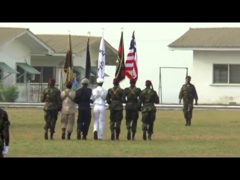 Liberia Celebrates 59th Armed Forces Day