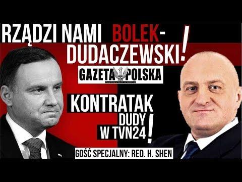 RZĄDZI NAMI BOLEK - DUDACZEWSKI! Kowalski & Chojecki NA ŻYWO w IPP TV 1.12.2017