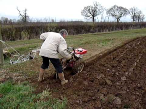 Labour 2011 motoculteur BRIBAN