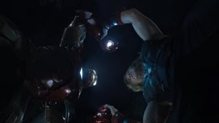 Marvel's Avengers Assemble - Iron Man vs Thor - Film Clip - Official | HD