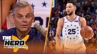 76ers need to be patient with Simmons, now is the time for Harden to shape legacy | NBA | THE HERD