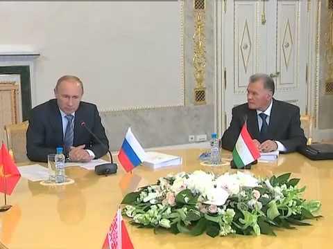 Tigran Sargsyan@ Sankt Peterburgum News.armeniatv.com