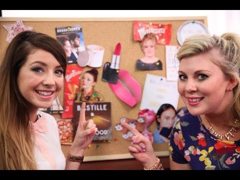ZOELLA & SPRINKLE OF GLITTER: 3D PINTEREST