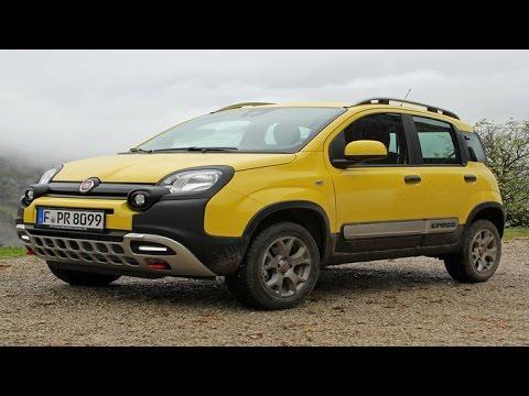 Fahrbericht: Fiat Panda Cross TwinAir | Test | Probefahrt | HD | Deutsch