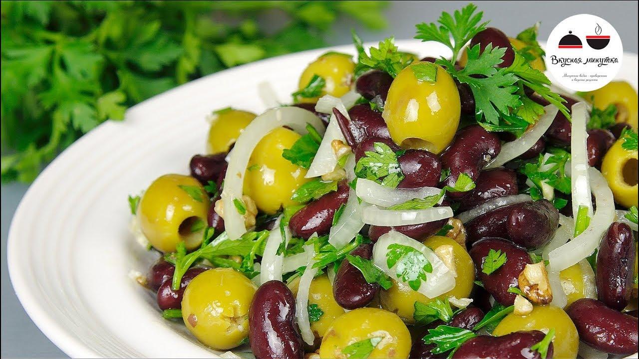 Салат просто и вкусно в духовке