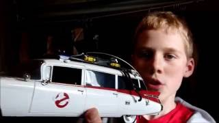 Ghostbusters Ecto 1 Diecast Review!
