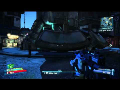 Borderlands 2 - How to Find The Giant Skag (Dukino's Mom) & Farm It For Loot!!