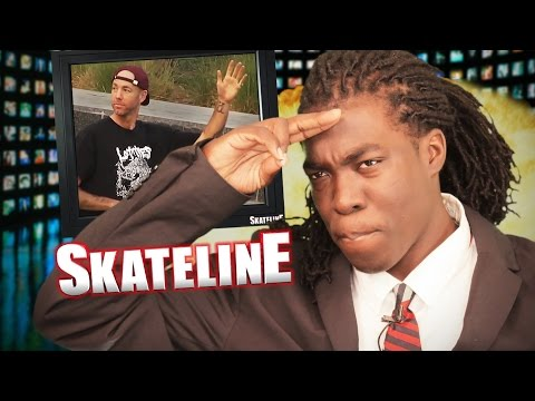 SKATELINE - Ishod Wair, Andrew Reynolds, Thanyan Costa, Figgy, Cory Kennedy & More