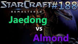 Jaedong (Z) vs Almond (Z) auf Requiem (2005) - StarCraft: Remastered - Replay-Cast #188 [Deutsch]