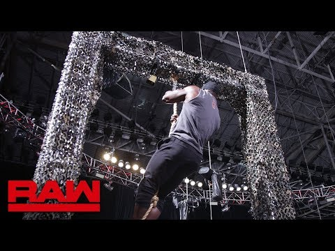 Sami Zayn challenges Bobby Lashley to a military-styled obstacle course: Raw, June 11, 2018 thumbnail