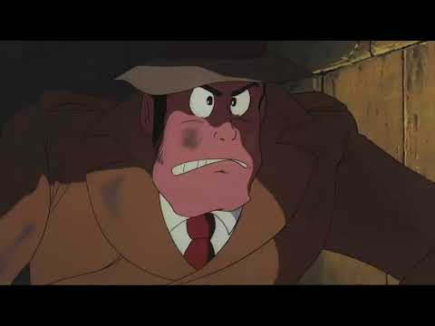 LUPIN THE THIRD: CASTLE OF CAGLIOSTRO Trailer Official