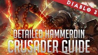 2.5 Hammerdin Crusader (T13 Speedfarm/GR90+ Solo) - Best S10 Build