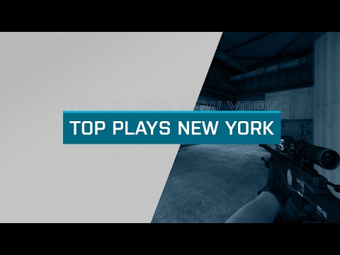 Top Plays: ESL One New York 2016
