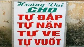 Những biển quảng cáo hài hước nhất Việt Nam