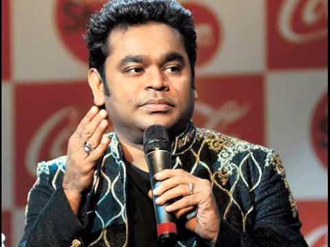 A R Rahman give chance to srilankan singers