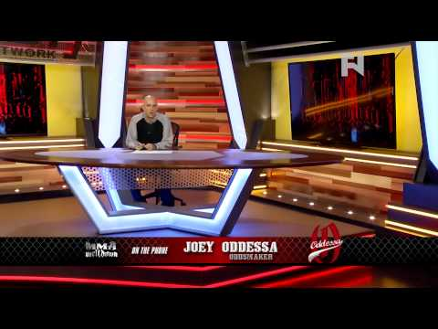 MMA Meltdown with Gabriel Morency  Joey Oddessa on UFC FN 48  49 UFC 177  Part 1