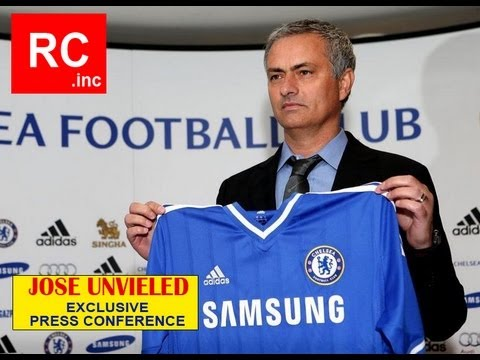 Jose Mourinho : I am the Happy One (First Press Conference 2013)