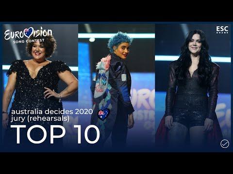 Eurovision 2020 - Australia Decides