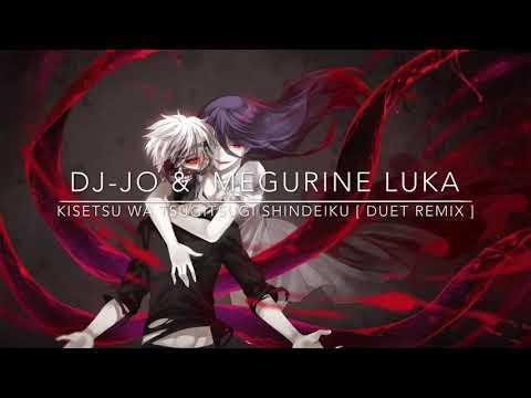 [DJ-JO & Megurine Luka-lyrics] Kisetsu Wa Tsugitsugi Shindeiku