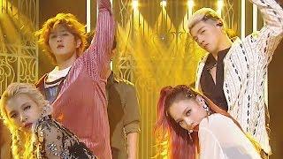 Download Song KARD - Bomb BombㅣKARD - 밤밤[SBS Inkigayo Ep 997] Free StafaMp3