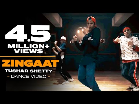 Download Lagu  Tushar Shetty I Big Dance PDSP Core I Zingaat -  Dhadak Mp3 Free