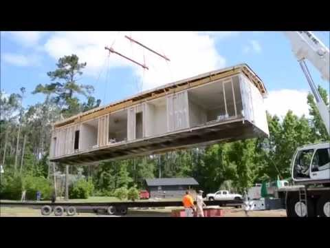 Modular Set By Aiken Housing Center Youtube