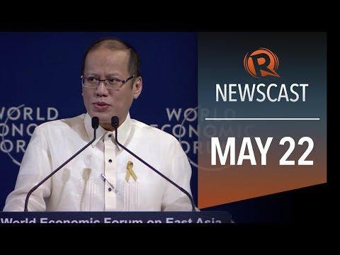 Rappler Newscast: PH economic growth, ASEAN integration, Thai military coup