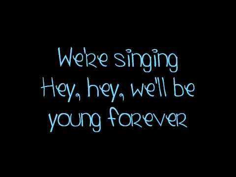 The Ready Set - Young Forever Lyrics video