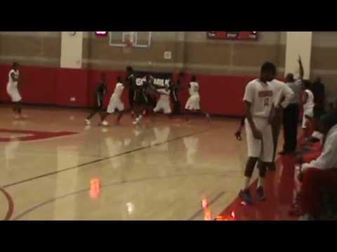 James Brown 6'7 - F - 2014 Morningside High School