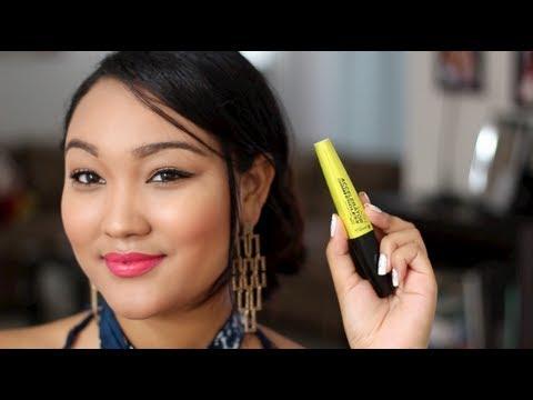 Rimmel London Lash Accelerator Endless Lashes Mascara Review/Demo | Kalei Lagunero
