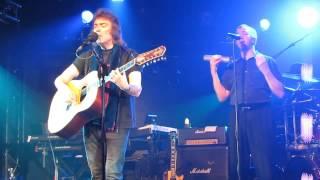 """Steve Hackett à Luxembourg-ville le 17 septembre 2015 avec """"Loving Sea"""""""