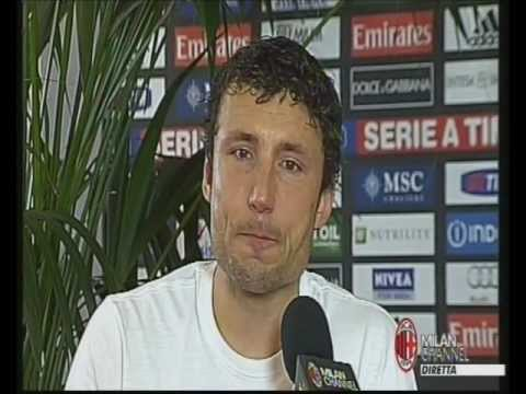 Mark Van Bommel, ultima intervista (Ac Milan)