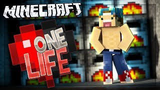 MAKING THE ULTIMATE SECRET BUNKER! | One Life SMP #63