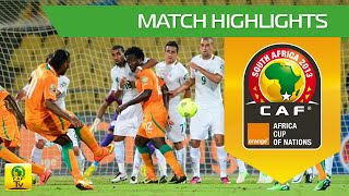 CAN Orange 2013 | Algérie 2-2 Côte d'Ivoire