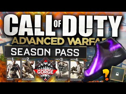 Advanced Warfare: Season Pass! El Súper Camuflaje
