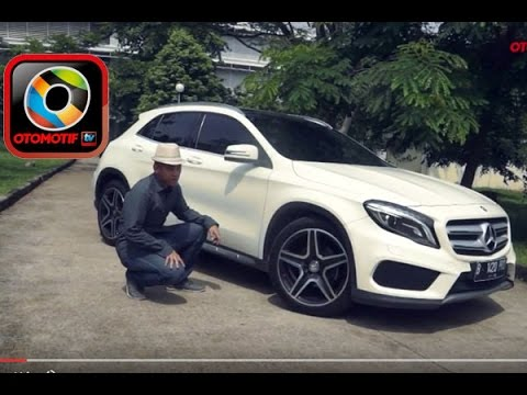 Mercedes-Benz GLA 200 Sport 2016 - Test Drive - SUV Atau Hatchback?