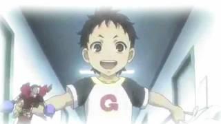 Shiro x Ganta