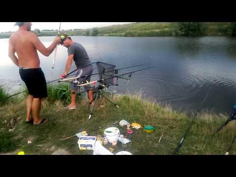 Pescuit la caras pe Lacul Boteni ,  si evitarea prin momeala a somnului pitic