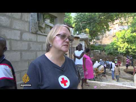 American Red Cross faces scrutiny in Haiti