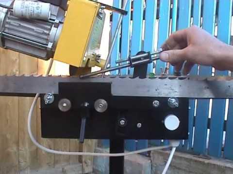 Bandsaw grinder