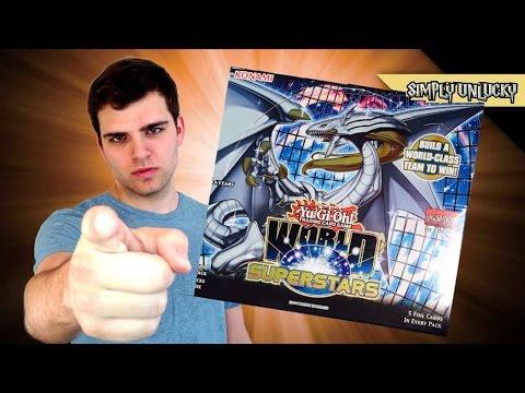 Best Yugioh World Superstars 1st Edition Booster Box Opening! ..blaze It Man.. Oh Baby!! video
