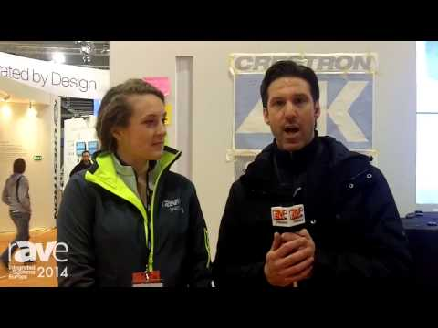 ISE 2014: Renee Talks with Jeff Singer of Crestron