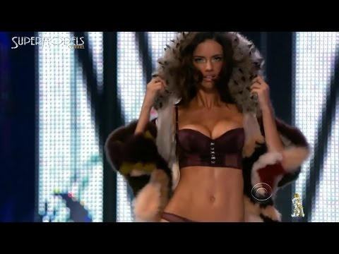 Adriana Lima - Victorias Secrets Fashion Shows  compilation 1999 - 2014  by SuperModels Channel