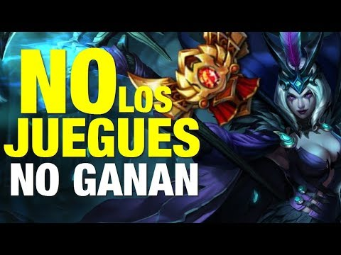 NO JUEGUES ESTOS CAMPEONES, SI QUIERES LLEGAR A ORO! ||  League of Legends