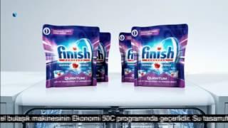 Beko & Finish reklamı - Su Tasarrufu